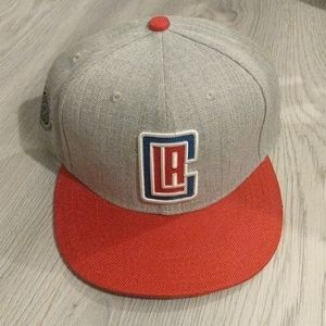 Limited edition LA Clippers hat cap snapback